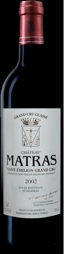Château Matras-2002-0.75L