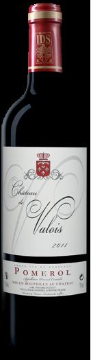Château De Valois-2011-0.75L