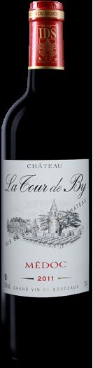 Château Tour de By-2011-0.75L