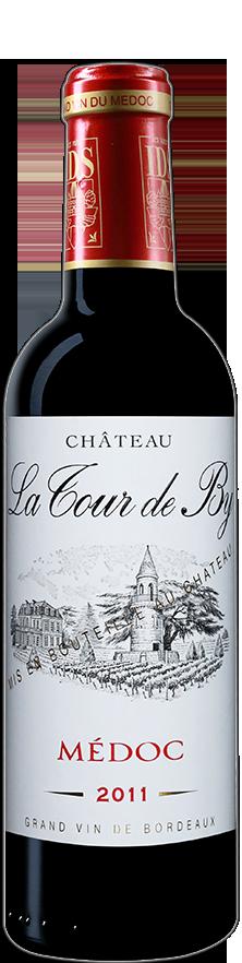 Château Tour de By-2011-0.75L-2