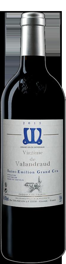 Château Virginie de Valandraud 2011 - 0.75L - 2