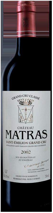 Château Matras-2002-3L-2