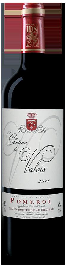 Château De Valois-2011-0.75L-2