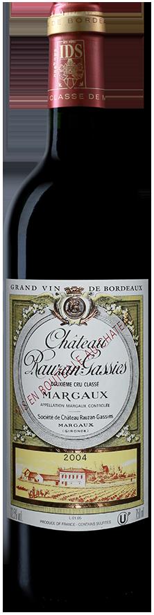 Château Rauzan-Gassies