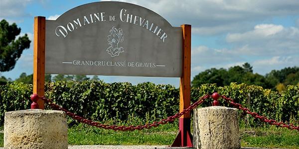 <span>Domaine </span>de Chevalier